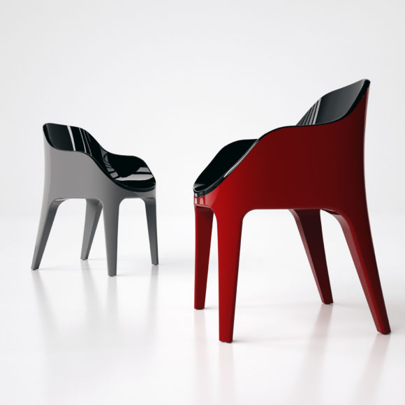 Pointer Chair