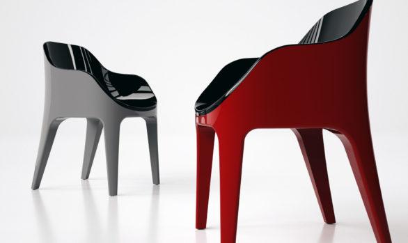 Pointer Chair